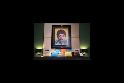 Paul McCartney room